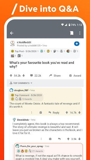 Reddit  screenshots 6