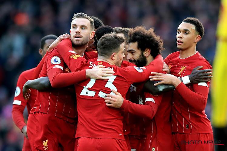 🎥 Liverpool zet concurrentie weer onder druk na twee sublieme goals van Salah