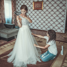 Wedding photographer Yuriy Pchelincev (P8Yura2016). Photo of 24.07.2016