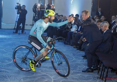 Wegen van Astana en Argon 18 scheiden
