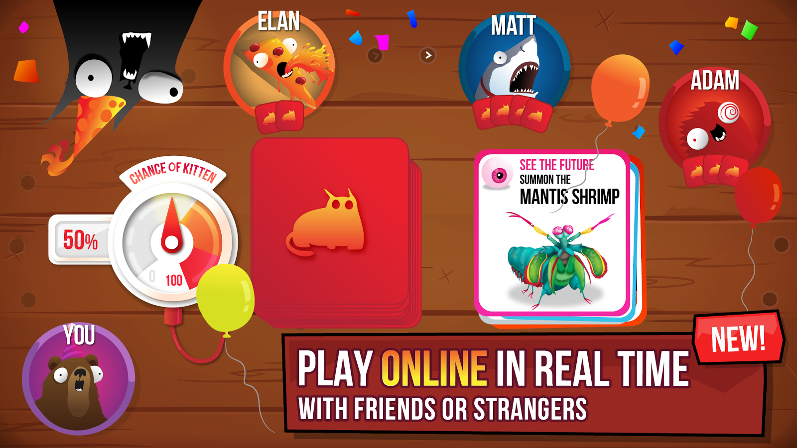 Exploding Kittens® - Official- screenshot