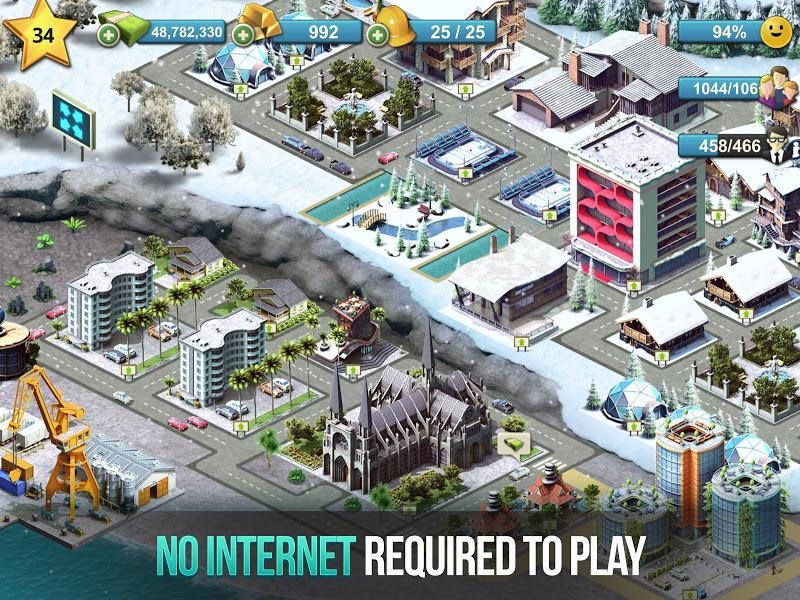City Island 4- Simulation Town: Expand the Skyline Screenshot 12