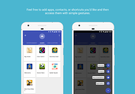9 Cards - Open Source Launcher- screenshot thumbnail