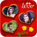 Love Photo frames Collage download