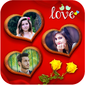 Tải Game Love Photo frames Collage