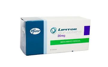 Atorvastatina Lipitor 20Mg Tabletas Caja X90Tab. Pfizer