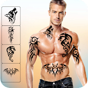 Tattoohunt tattoo on photo design maker