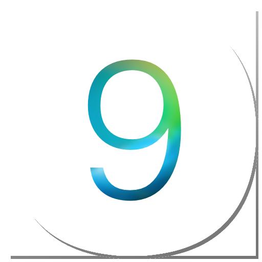锁屏IOS9 個人化 App LOGO-APP試玩