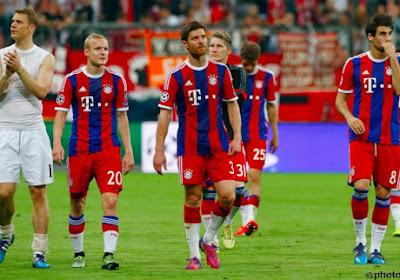 Pijnlijk! Bayern evenaart statistiek die dateert uit 1998
