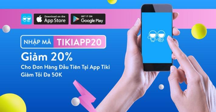 Hãy đến với magiamgia247.vn để nhanh chóng tìm được mã giảm giá Tiki cho tài khoản mới