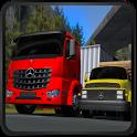Mercedes Benz Truck Simulator icon