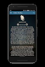 Aquarius Horoscope screenshot thumbnail