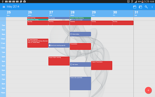 CloudCal Calendar Agenda Plan- screenshot thumbnail