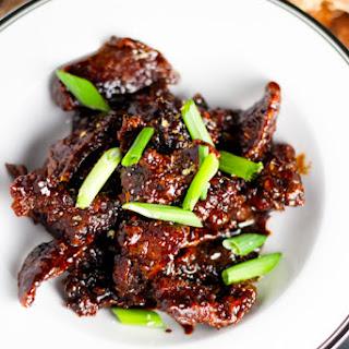 Foolproof Mongolian Beef.