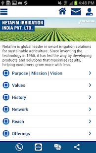 Netafim India- screenshot thumbnail