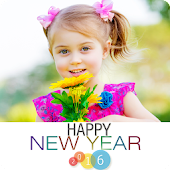 2016 New Year Photo Frames