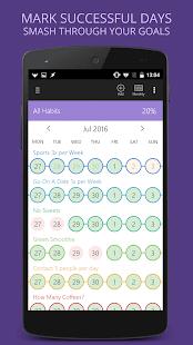 HabitBull - Habit Tracker Screenshot 2