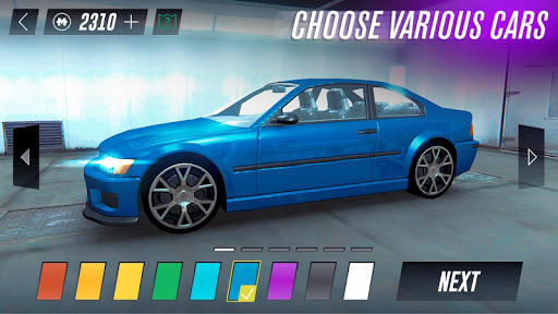 Auto Fahren Simulator screenshot 4