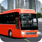 Coach Bus Simulator: Tourist Hill Bus Drive Game