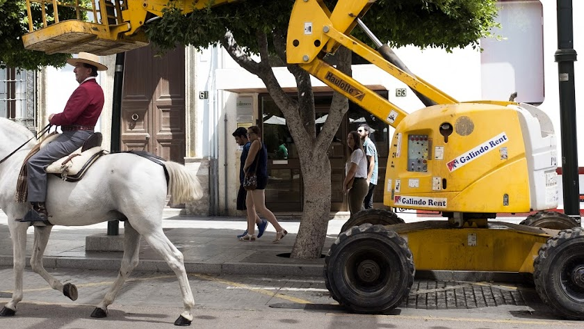 Foto de Antonio Jesús García 'Che' que se expone hasta mayo en Sevilla.