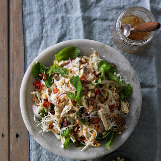 Vietnamese Chicken and Mint Salad Recipe