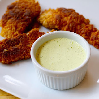 MCT And Coconut Oil Ranch Dressing.