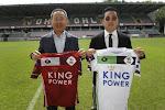 Thaise voorzitter OHL toont zich fan van trainer Brys en strooit met lof