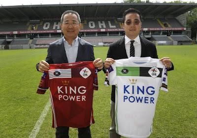 Officiel !  Le nouveau propriétaire d'Oud-Heverlee Louvain et de Leicester a été désigné