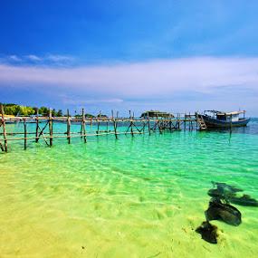 Belitung by Taufiqurakhman Ab - Landscapes Travel