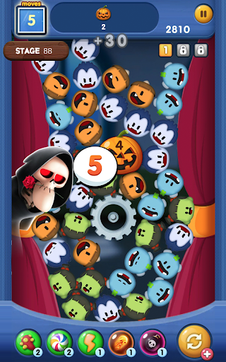 Monster Puzzle u2013 Spookiz Link Quest 1.89 screenshots 15