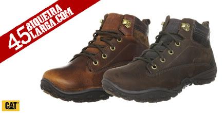 Photo: Esta bota de corte de médio oferece o estilo mais recente de street hiker. A Avail Lace Up é uma soberba Bota casual que irá servi-lo bem durante os meses de Outono / Inverno. http://www.45biqueiralarga.com/avail-lace-up-da-cat/