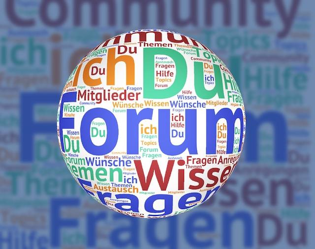 khi seo backlinks Tại forum, Các seoer dân làm seo hãy phân bố anchortext hợp lý