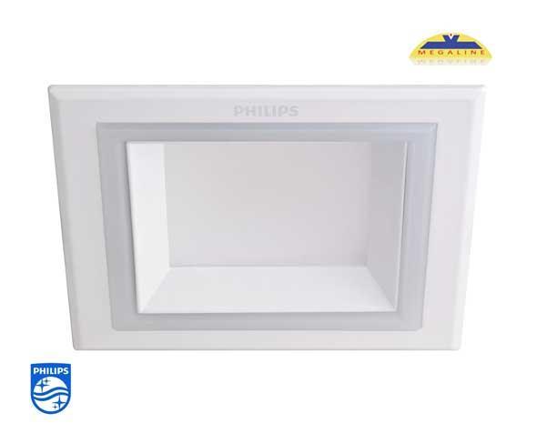 Đèn led âm trần vuông DIM 61183 Philips có độ bền cao