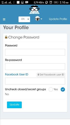Auto Post for Facebook 0.0.1 screenshots 5