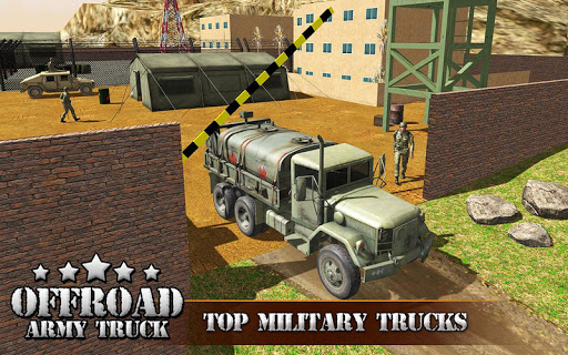 US OffRoad Army Truck driver 2020 screenshots 6