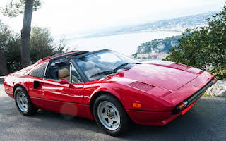 Ferrari 308 GTS Rent Provence-Alpes-Côte d'Azur