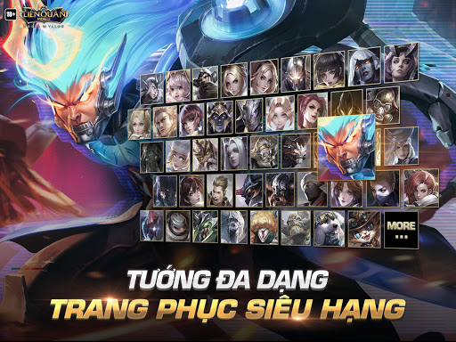 Garena Liu00ean Quu00e2n Mobile  gameplay | by HackJr.Pw 11