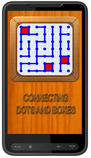 Connecting Dots and Boxes