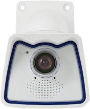 Photo: Mobotix M24 IP camera, wall mounted, front