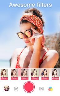 App Sweet Selfie: Snap Camera&Photo Editor, Filter Cam APK for Windows Phone