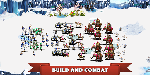 Empire Defense: Free Strategy Defender Games  captures d'écran 1