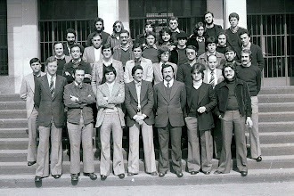 Photo: 3º Ing. Técnica 1976
