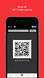 QR Code and Barcode scanner- screenshot thumbnail