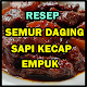 Resep Semur Daging Sapi Kecap Empuk Download on Windows