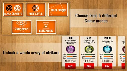 Real Carrom 3D : Multiplayer 2.1.2 Screenshots 4