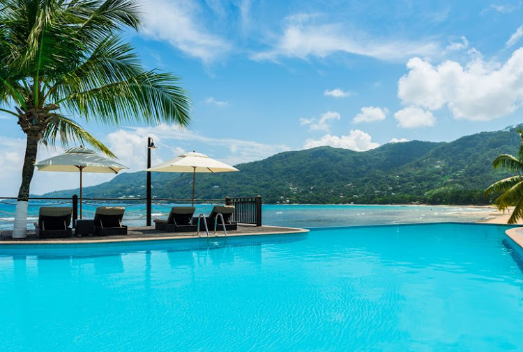 Le Meridien Fisherman's Cove, an SPG property you can book for about 10,000 points per night.