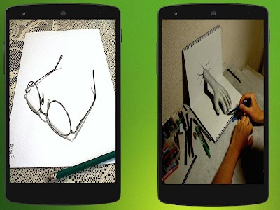 3D Drawing Drawings (New) screenshot 1