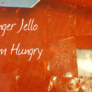 Finger Jello Without Knox Gelatin Recipes.