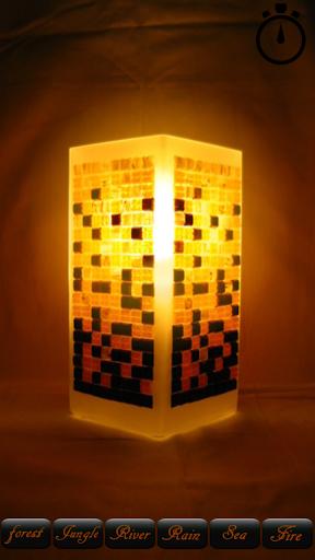Musical Night Lamp