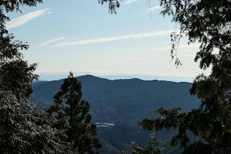 県境の浅間山